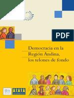 Democracia en La R Andina