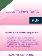 Penyuluhan Kanker Payudara