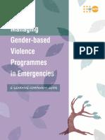 Unfpa - Gender Based Violence