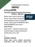 Mk Teknologi Bioindustri