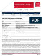 Ondeck Asset Securitization Trust II Llc Series 2016 1 Rating Report