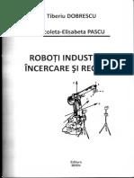 Roboti Industriali Incercare Si Receptie - Dobrescu-pascu