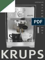 Krups Espresso Xp5220 Xp5240