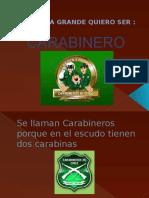 Disertacion Carabinero