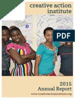 CAI 2015 Annual Report