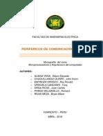 Perifericos de Comunicacion Impresa.