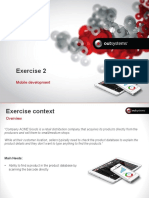 Exercise2 Mobile