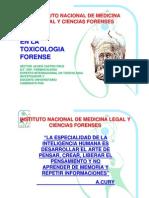 Los psicoactivos en la toxicología forense en Colombia, métodos de diagnóstico