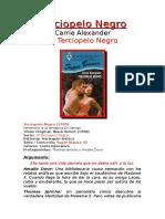 Carrie Alexander - Serie Terciopelo Negro 01 - Terciopelo Negro