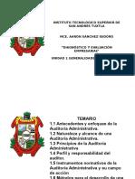 1unidad Generalidades de Auditoria