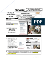 Trabajo Academico - Auditoria Financiera - 2016-i