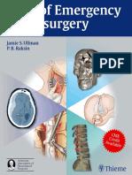 Neurology and neurosurgery illustrated 3rd ed k lindsay et al wwpdf atlas of emergency neurosurgery fandeluxe Images
