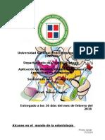 Alcanos, alquenos, alquinos, hidrocarburos insaturados en odontologia