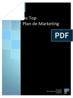 betop Plan de marketing