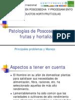 3-Patologías de Poscosecha de Frutas y Hortalizas