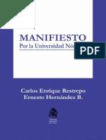 Manifiesto Por La Universidad Nomada