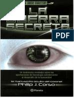 Corso Phillip - La Guerra Secreta
