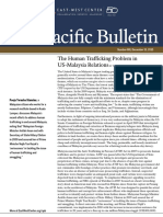 EWC - The Human Trafficking Problem in US-Malaysia Relations.pdf