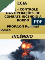 Ecia - Capítulo 1 - Controle Das Operações de Cbinc a Bordo
