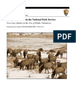 Two Case Studies Highlight Use of Public Volunteer Hunters in Elk Management