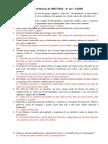Atividade de Fixação de HISTÓRIA - 6º Ano TARDE -CORREÇÃO