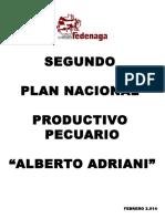 Manifiesto Alberto Adriani