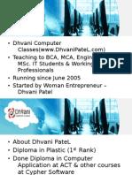 DhvaniPateL-AnkurPateL