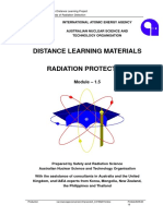 Mod 1.5 Radiation Detection