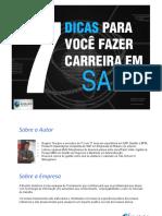 7 Dicas de Carreira Para Profissionais SAP v.5