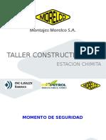 Taller de Constructibilidad CHIMITA Rev 0