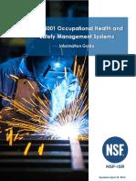 Draft ISO 45001 Guide