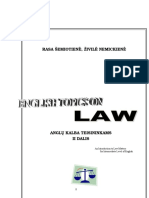 Eng Top On Law II