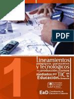 Lineamientos Para Diseño y Desarrollo de Cursos Virtuales_muy virtuales