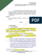Resumo Direito Administrativo - Aula 05 (14.11.2011) - Leitura