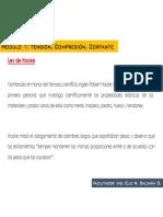 Módulo 1 - Tensión Compresion y Cortante_Parte II
