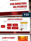 Proceso Industrial del Petróleo
