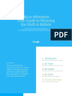 Micromoments Guide to Winning Shift to Mobile Download