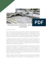 Infraestructura hidráulica, una necesidad inminente