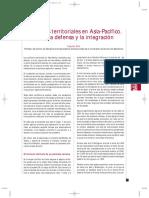 4 Conflictos Territoriales en Asia-Pacífico
