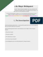 cinco de mayo webquest questions