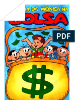 Bolsa de Valores - Turma Da Mônica