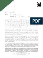 GPD RNC Concerns