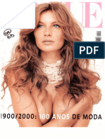 Revista - Vogue 100 Anos de Moda