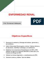 Enfermedad Renal Aguda y Cronica