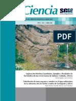SGM REPORTE GEOLOGICO