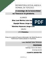 Ensayo Corrupcion Texcoco