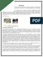 Michoacán (actividades economicas)