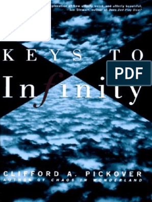 Clifford a Pickover Keys to Infinity Infinity