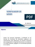 Verificador de Gases