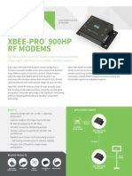 Ds Xbeepro 900hp Rfmodem